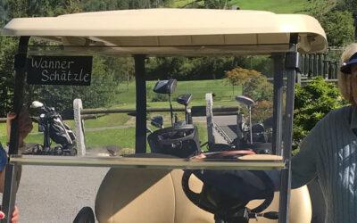 Ladies' Golf in Engelberg