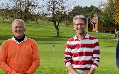 Senioren-Abschlussturnier Golfsaison 2020