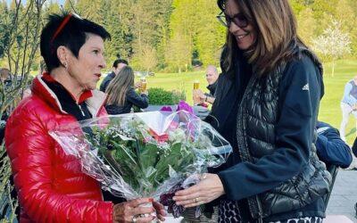 Ladies Sponsorenturnier durch Hotel Schweizerhof